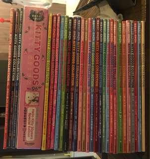 Kitty Goods Collection Magazine Volume 1-29