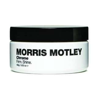 🚚 Morris Motley Chrome 100g/50g - Direct from Australia