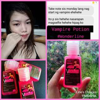 Wonderline Vampire Whitening Serum