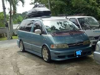 Toyota Estima TCR11