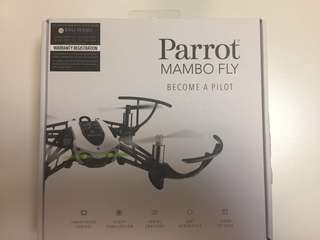 Brand new in box Parrot Mambo Fly Dronep