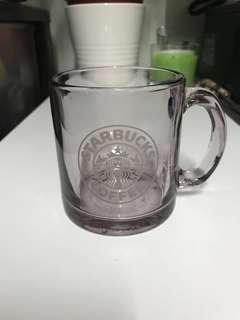 Starbucks Clear Pink Coffee Mug (Made in USA)