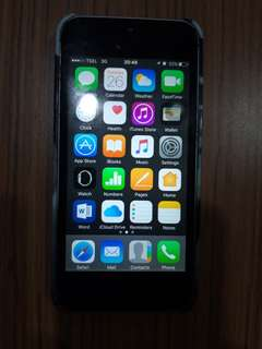 Iphone 5s 64 GB komplit tawar aje