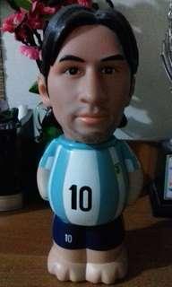 Celengan Lionel Messi