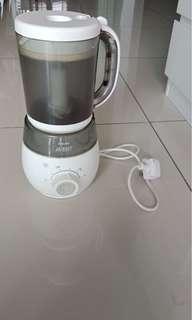 Philips aven blender&steamer