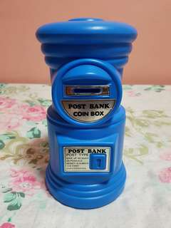 COINS BANK BOX