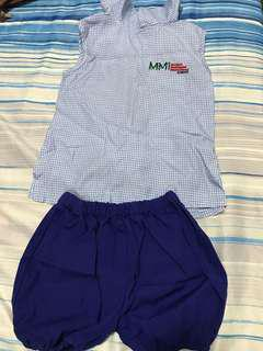 Blessing- MMI Pre-school uniform