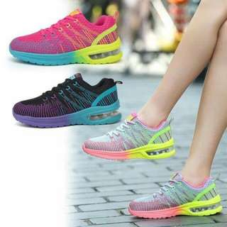 🍃Color Sports Rubber Shoes