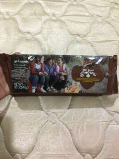 Girl Scout Cookies (S'mores)
