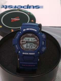 Casio G-Shock Mudman G-9000MX-2 藍泥人 Frogman Rangeman G9000MX Gshock G Shock
