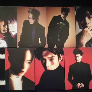Unofficial Exo monster photocard