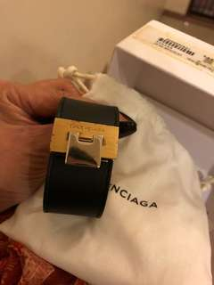 Authentic Balenciaga Bracelet