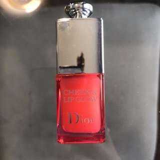 Dior lip and cheek glow