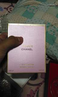 Original Chance Chanel Perfume Orange