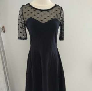 Newlook Dress Hitam