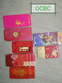 [Local & Foreign Banks] Red Packets