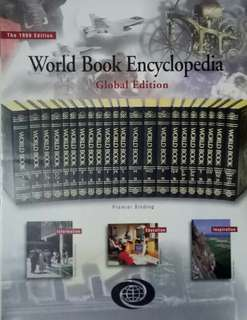 Super Old Edition Encyclopedia 1999