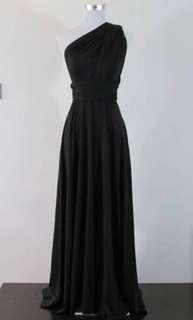 Infinity Dress (Black)
