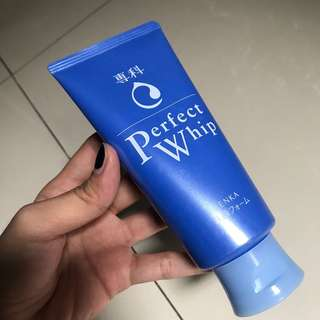 facial wash prefect whip