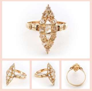 Intan Jewellery Ring 18k