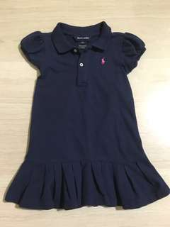 Polo Ralph Lauren Dress 18mth