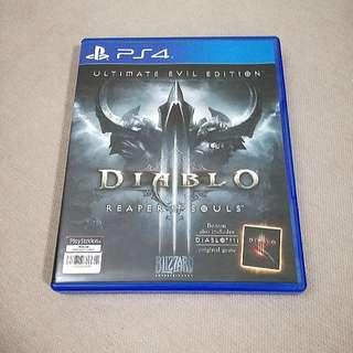 PS4 Diablo Reaper Of Souls
