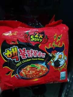 Samyang Noodles (Limited Only)
