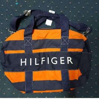 Large Tommy Hilfiger duffel bag