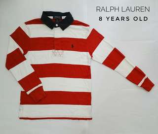 Ralph lauren long sleeve polo tee