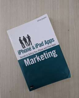 Iphone and ipad apps marketing