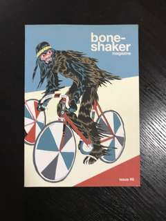 Bone-Shaker Magazine Issue #8