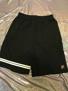 🚚 FILA短褲