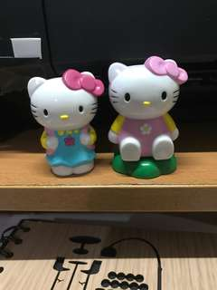 Hello kitty stapler and sharpener