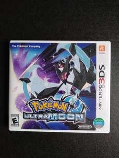 Pokémon Ultra Moon (U.S Version)