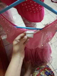 Gowns 4-7yrs old