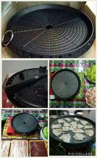 Stove Top Grill Pan
