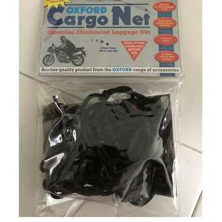 Oxford Cargo Net Motorcycle
