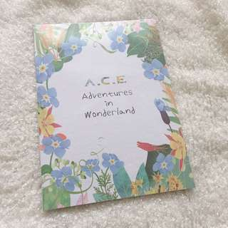 |READYSTOCK-SEALED| A.C.E ADVENTURES IN WONDERLAND