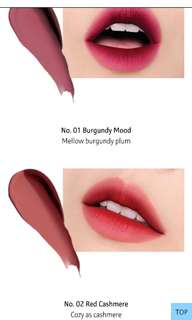 🚚 [PO] Laneige two tone matte lip bar
