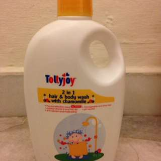 Tollyjoy 2 in 1 Hair and Body Wash