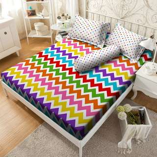 Sprei kintakun dluxe Ausie uk king