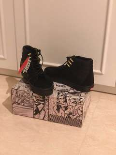 Vans x Marvel Black Panther Sk-8 Hi SUPER RARE! Wakanda lovers!