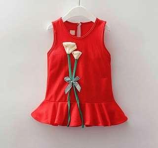 dress tulip korea
