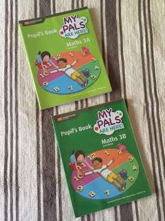 My Pals Are Here! Maths 3A & 3B (3rd Ed)