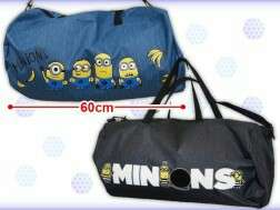 Despicable Me Boston Bag (Disney Style) A&B weight:460g
