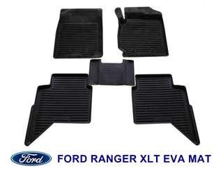 Ford Ranger T6 T7 EVA Rubber Mat (Complete Set)