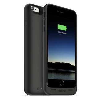 Mophie charging case for iPhkne 6/6s