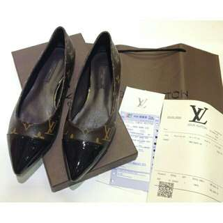 LV flatshoes