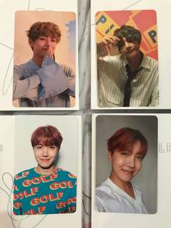 WTT BTS Love Yourself: Her Photocards/PC