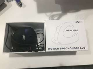 🚚 Ergonomic mouse